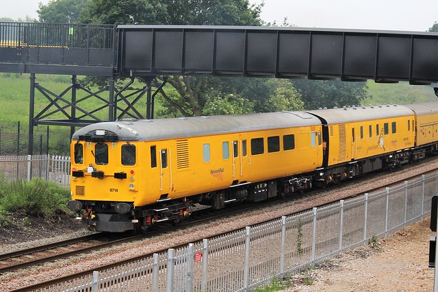 Network Rail 9714 - Kingsmill Reservoir