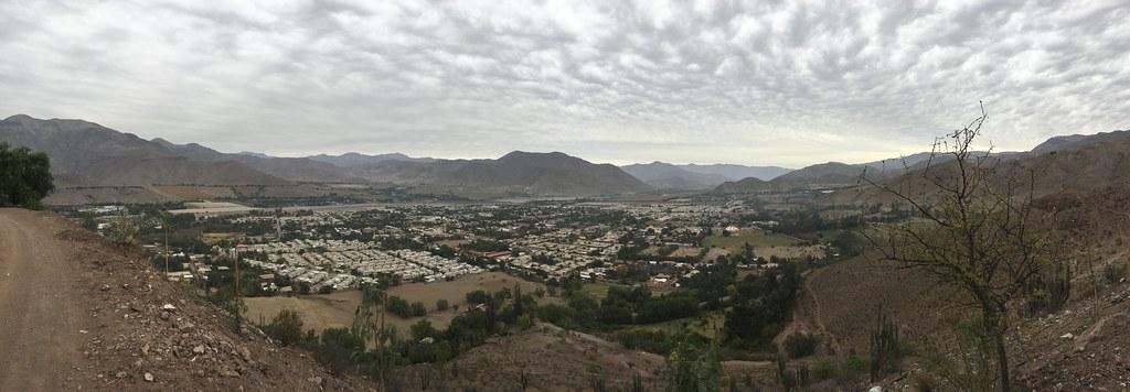 View from the Mirador Cerro de la Virgen