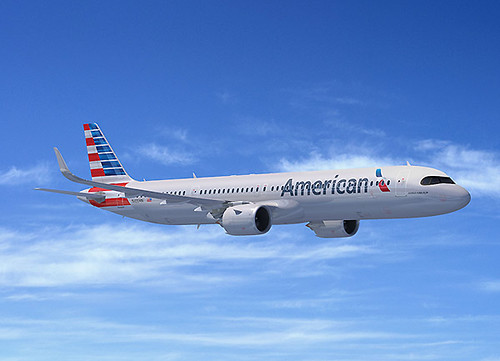 American Airlines A321XLR (Airbus)
