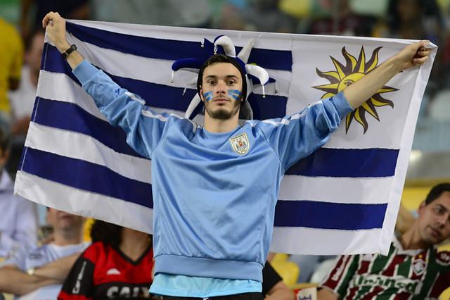 Chile 0 x 1 Uruguai