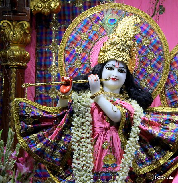 ISKCON Juhu Mangal Deity Darshan on 25th June 2019