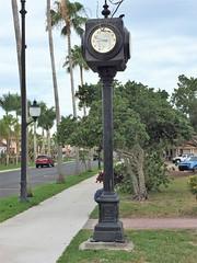 Venice Florida Clock