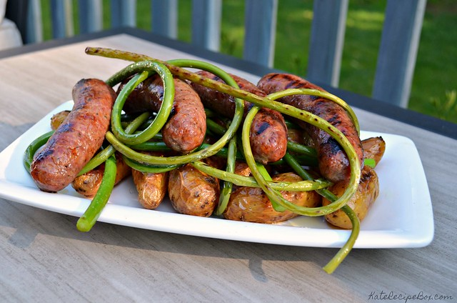 Grilled Sausage 2