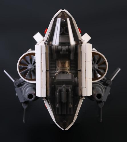 Pegasus Class Anti-Frigate Attack Fighter