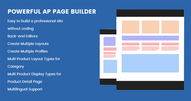 Drag & DROP Appagebuilder – Build Professional Prestashop Without CODE