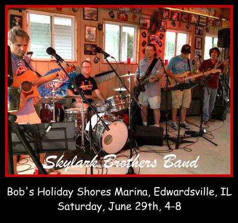 Skylark Brothers Band 6-29-19