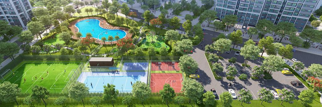 Phối cảnh dự án Vinhomes Grand Park Quận 9 32