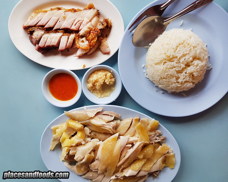 p nong chicken rice