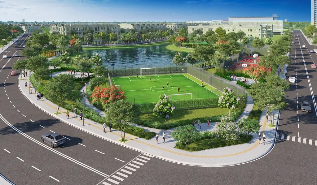 Phối cảnh dự án Vinhomes Grand Park Quận 9 28