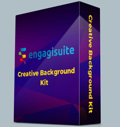 Engagisuite Creative Background Kit