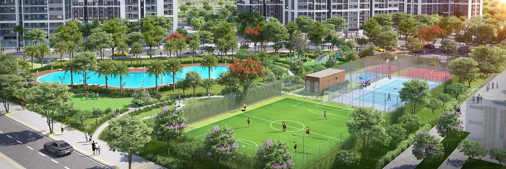 Phối cảnh dự án Vinhomes Grand Park Quận 9 31
