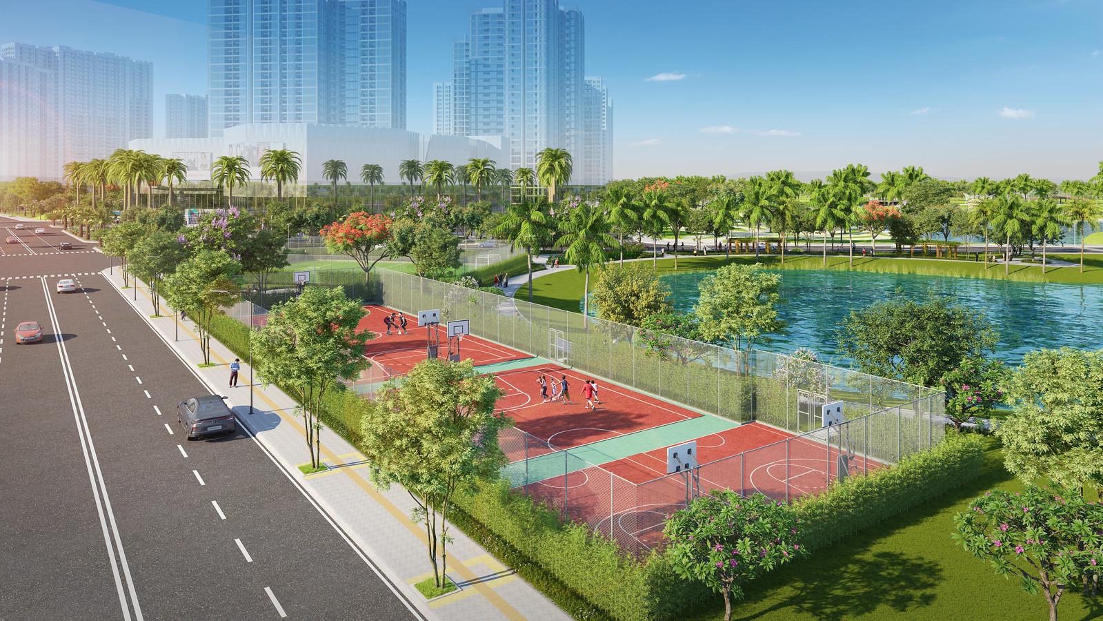 Phối cảnh dự án Vinhomes Grand Park Quận 9 27