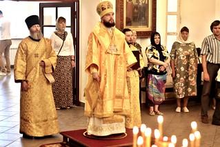 23.06.2019 | Воскресная литургия в Юрьевом монастыре
