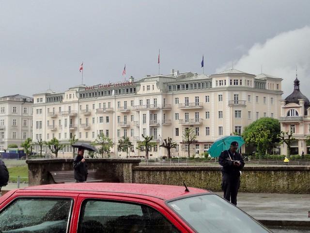 Hotel Sacher Salzburg[2010]