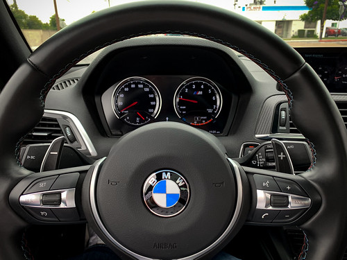 M2 - Instrument Cluster | by JMG Images