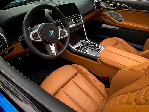 M850i - Interior Driver | by JMG Images