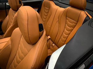 M850i - Interior Rear | by JMG Images