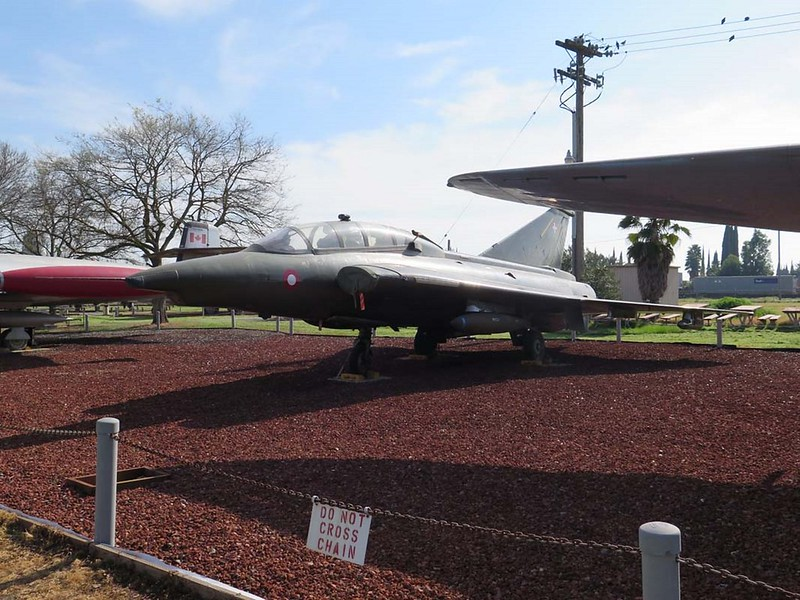 Saab Sk.35 Draken 1
