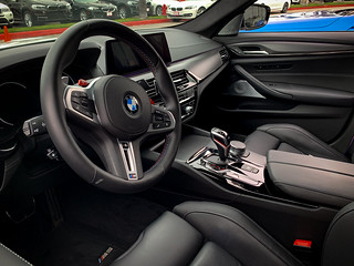 M5 Competition - Interior Driver | by JMG Images
