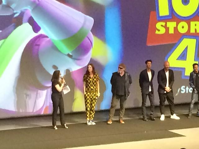 Toy Story 4 : Conférence de presse voix françaises