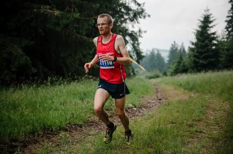 Pechek vyhrál čtvrtý závod Běhej lesy ve Slavkovském lese