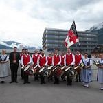 21ème fête romande des tambours et fifres à Sierre