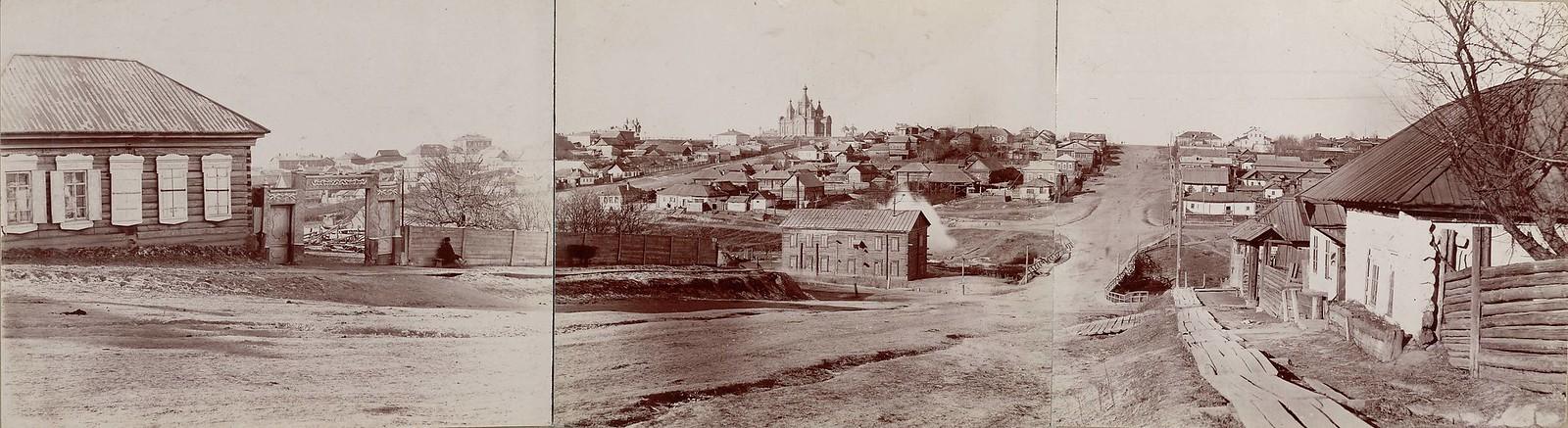 Хабаровск. Панорама города
