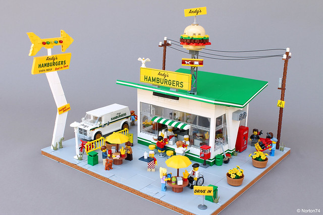 Andy's | Hamburger Stand