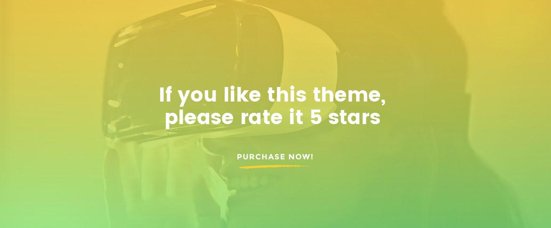 15.Rate this theme 5 stars - Bos Nesi multipurpose prestashop theme
