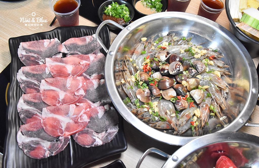 台中 沙鹿火鍋推薦 絕品火鍋 龍蝦 海鮮 椰子雞 卜卜鍋08