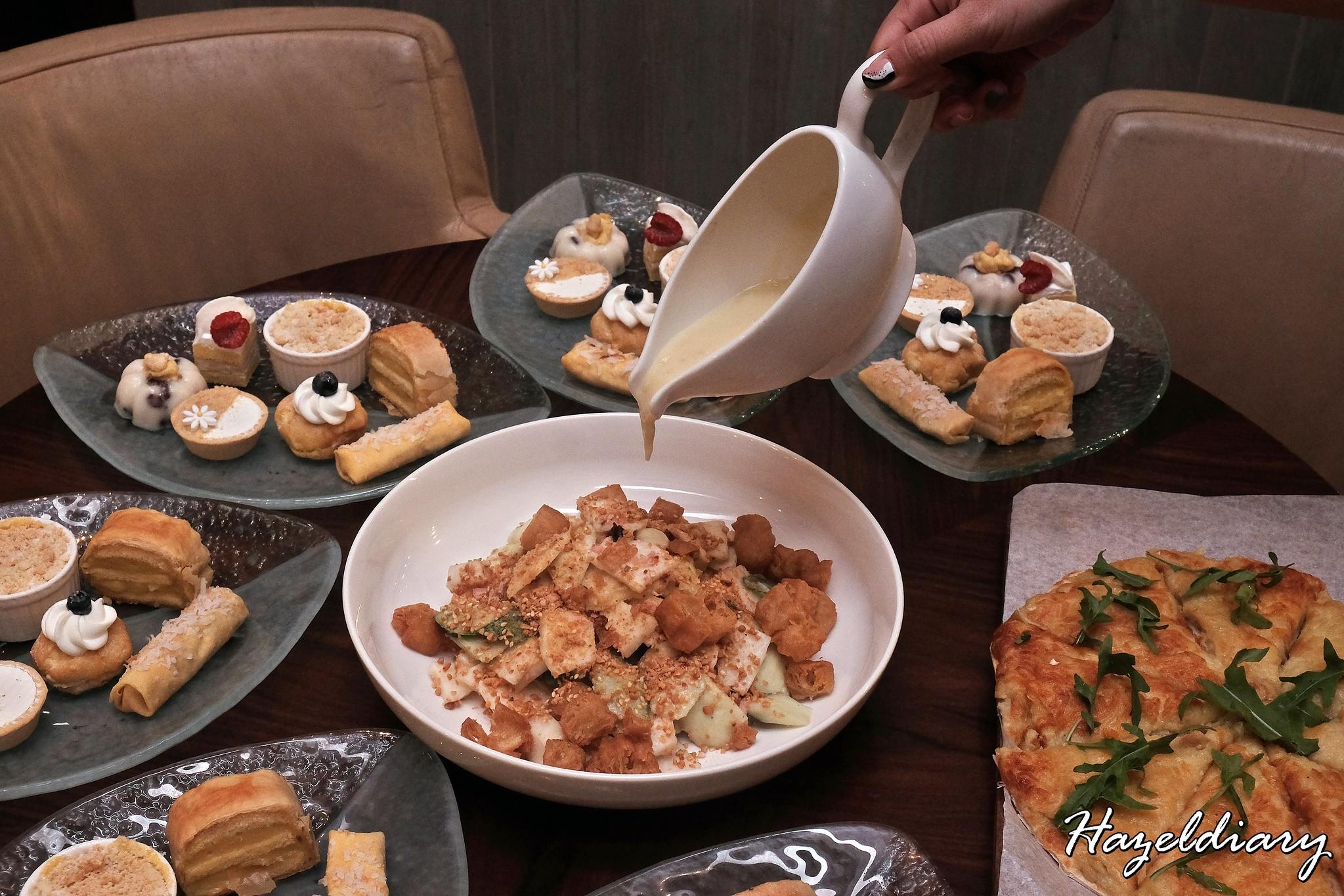 [SG EATS]2019 Durian High Tea Buffet At Singapore Marriott Tang Plaza Hotel