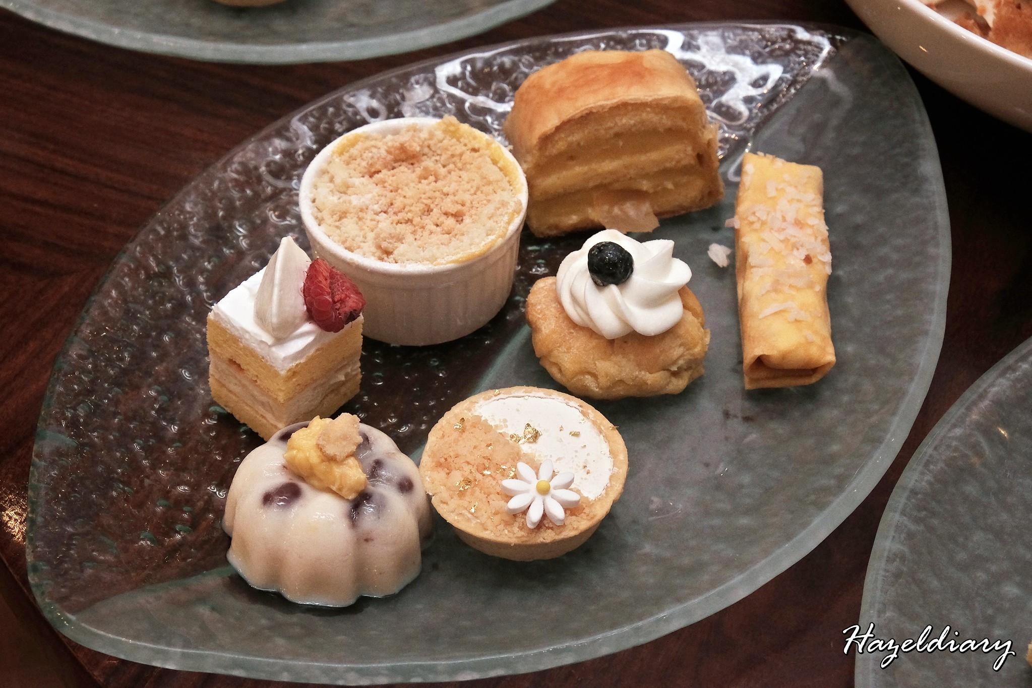 Marriott Cafe -Durian High Tea Buffet-3