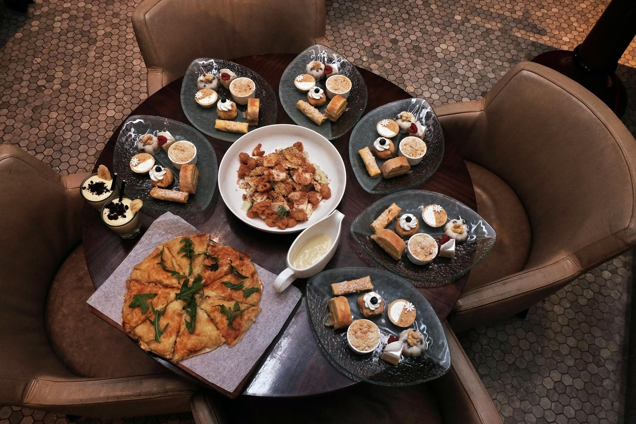Marriott Cafe -Durian High Tea Buffet-2