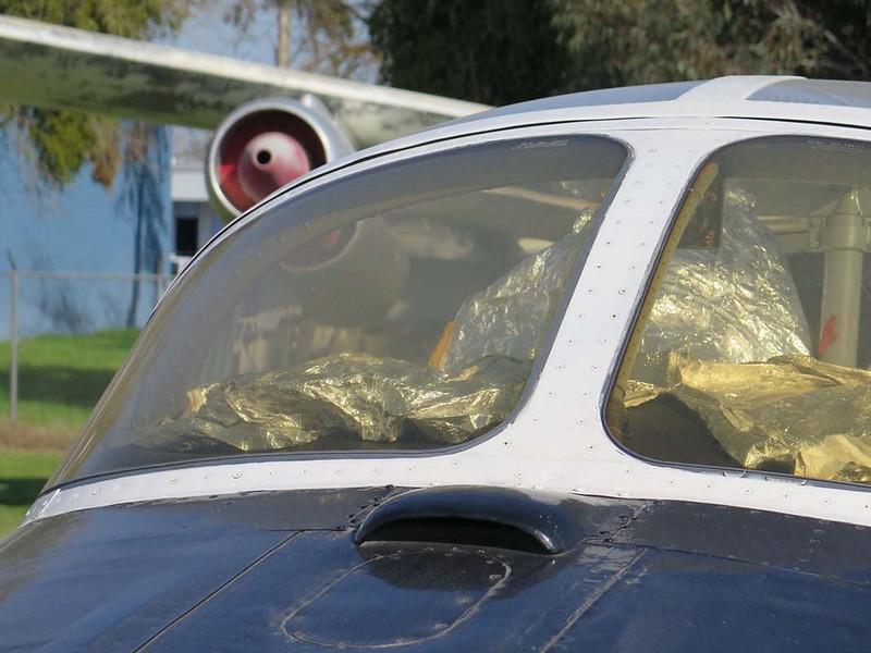 Cessna T-37B Tweet 8