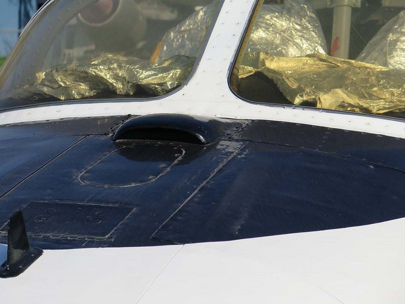 Cessna T-37B Tweet 6