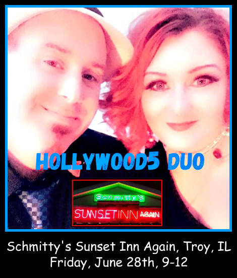 Hollywood 5 Duo 6-28-19
