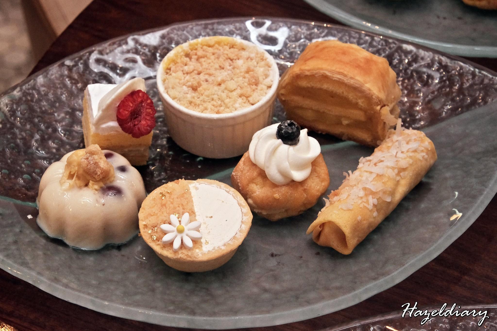 Marriott Cafe -Durian High Tea Buffet