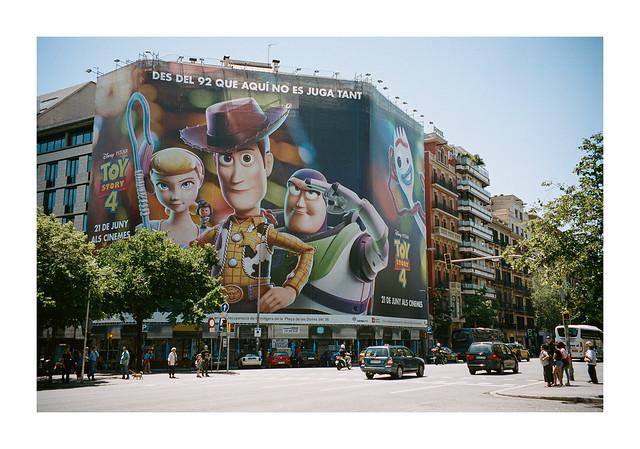FILM - Toy Story 4