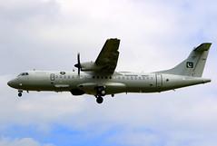 Pakistan Navy ATR 72-500 ASW Maritime Patrol Aircraft