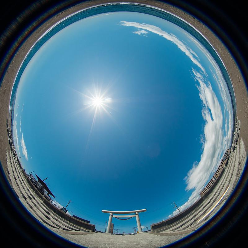 Laowa 4mm f/2.8 Circular Fisheye 老蛙全周魚眼
