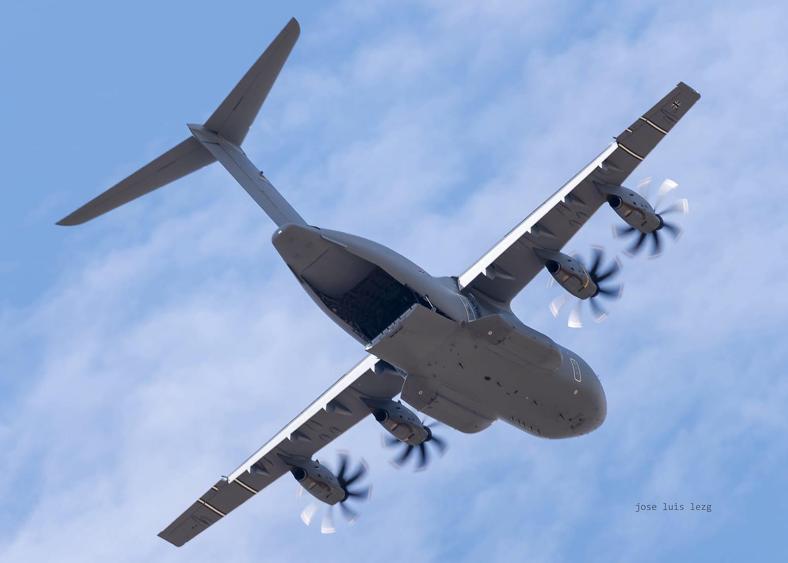 A400M de la Luftwaffe