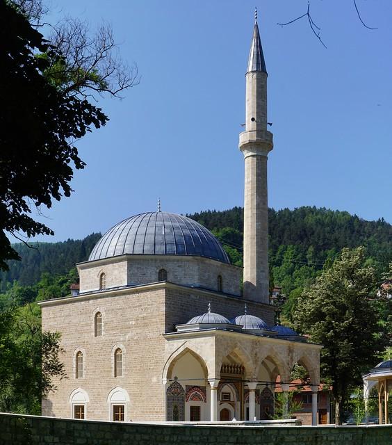Aladža_resurrected from ashes. Foča, Bosnia and Herzegovina