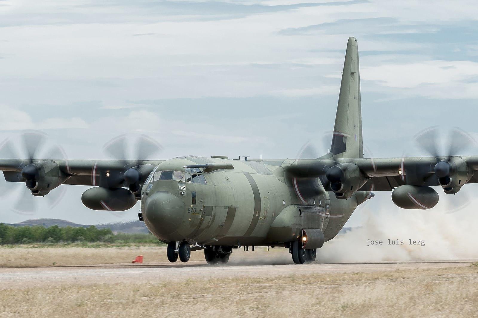 Hércules de la Royal Air Force