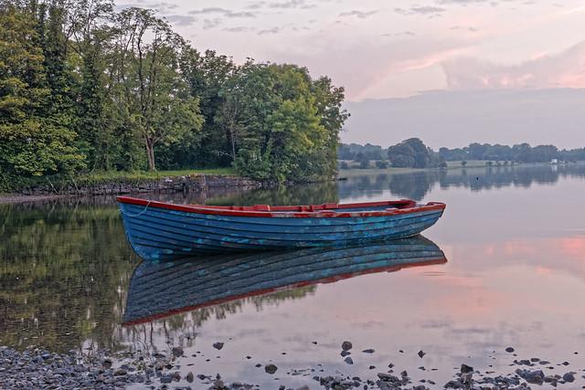 Lough Owel at Dusk (1)