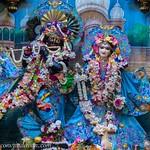 ISKCON Vrindavan Deity Darshan 25 June 2019