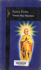 Tomás Eloy Martínez, Santa Evita