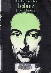 Javier Echeverría, Leibniz