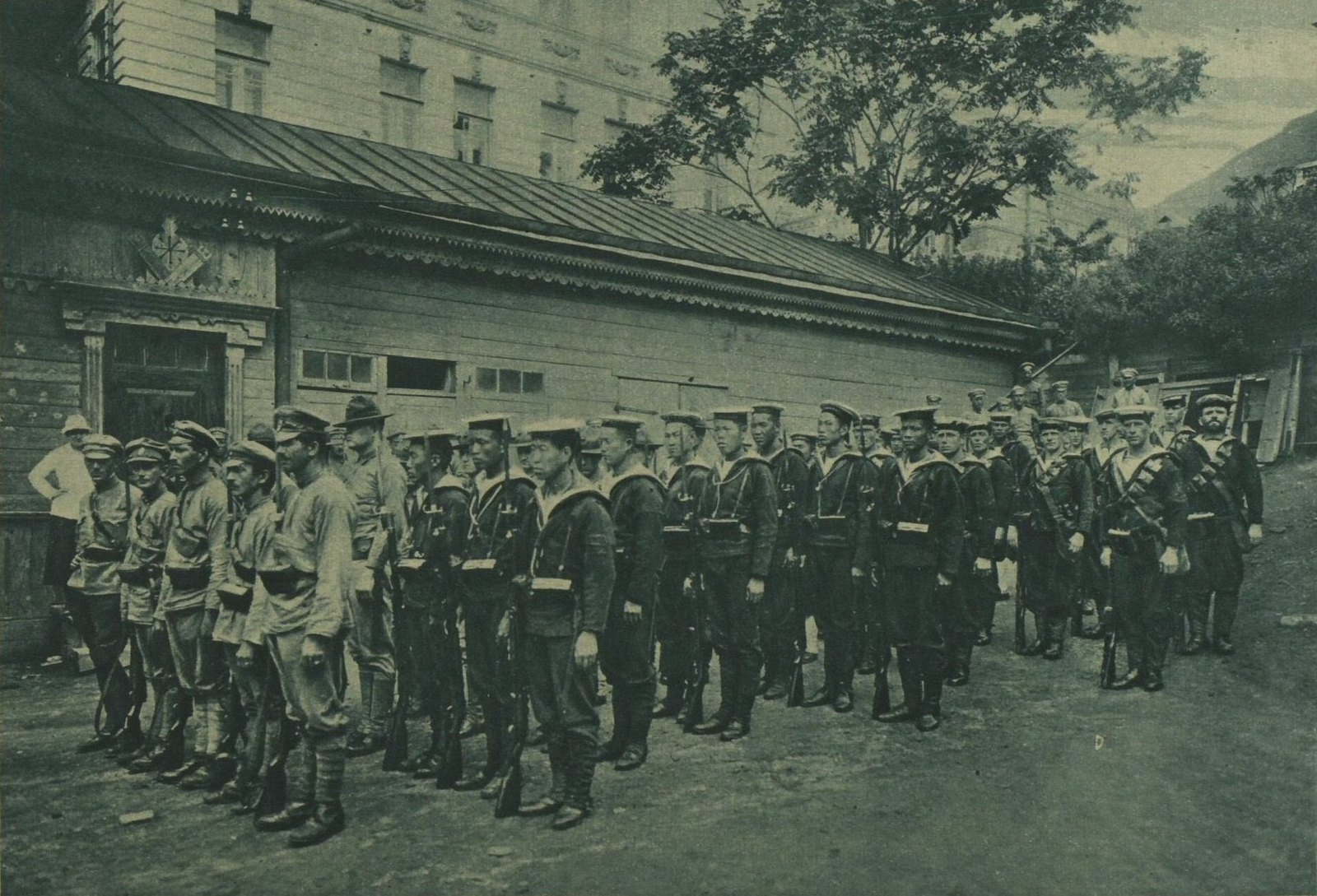 1918. Международная военная полиция (International Military Police)1