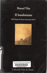 Manuel Vilas, El hundimiento