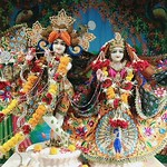 ISKCON Rajkot Deity Darshan 25 June 2019